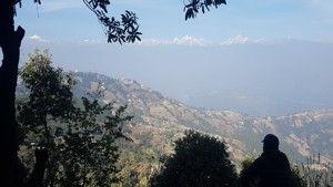 Trail Hike - Nagarkot to Dhulikhel